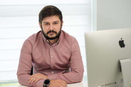 Sergei Kropanev (BsC, MSC)